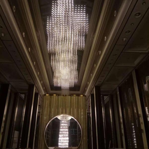开元名都酒店过道灯