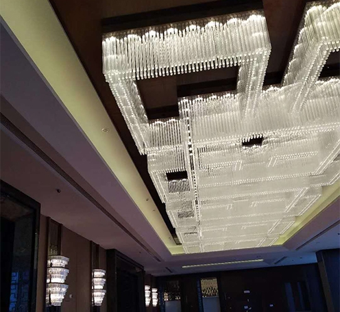 浅述布置酒店客房灯具应该注意的几个方面