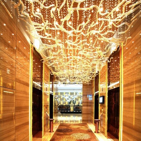 酒店水晶灯不能忽视的几点问题