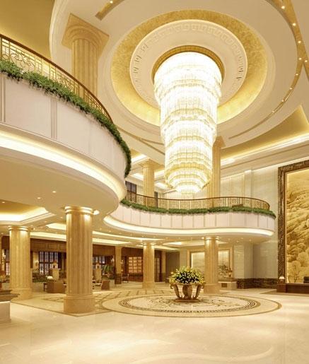 关于酒店灯具的具体作用