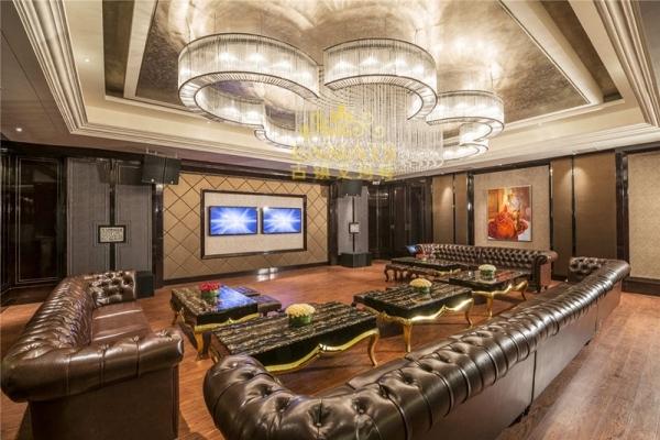 酒店水晶灯定制如何选择水晶灯
