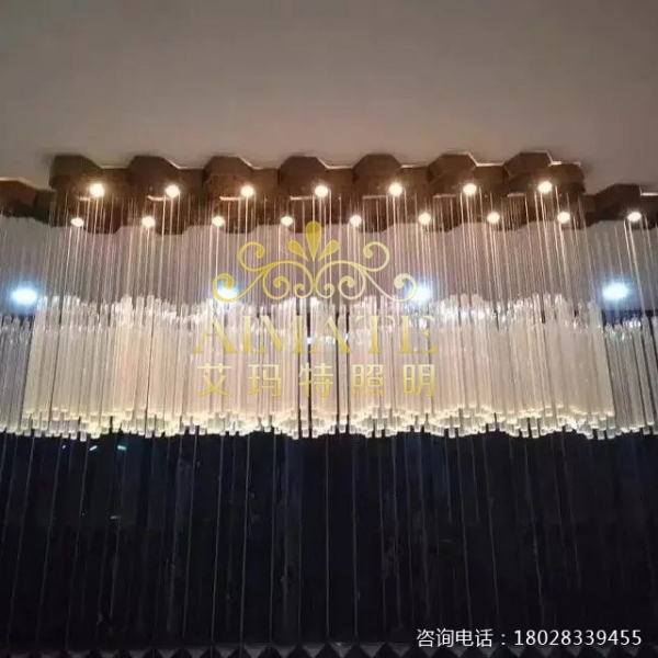 广东办公楼水晶灯