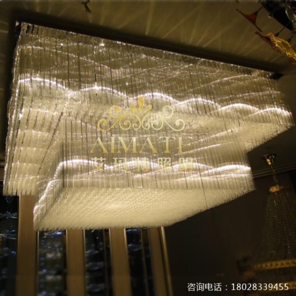 广东酒店大堂灯