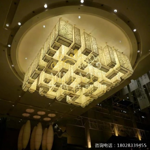 广东售楼部水晶灯