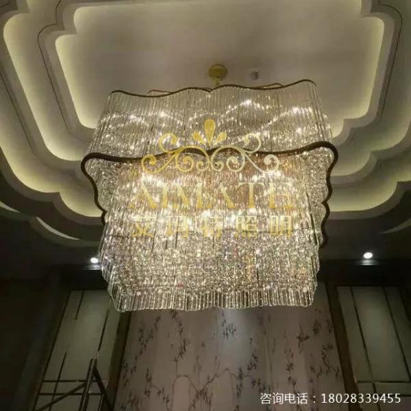 广东售楼部吊灯