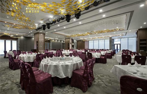 中山酒店餐厅灯