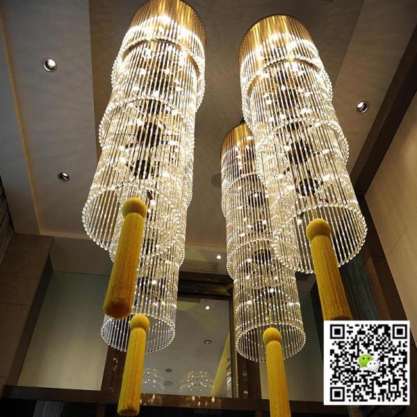 上海酒店过道灯